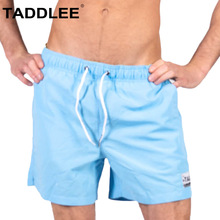 Taddlee Brand Sexy Swimwear Beach Board Surf Boxer Trunks Shorts Swimsuits Men