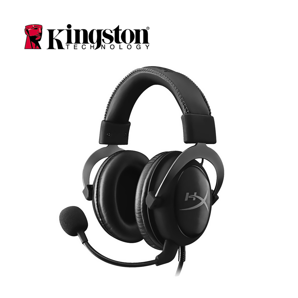 Kingston HyperX Cloud II Professional Esport Gaming Headset 7 1 Virtual Surround Sound Noise Cancelling For