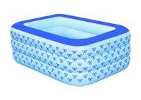 משפחה חדשה בידוד עיבוי אמבטיה מתנפחת תינוק בריכת אמבט חבית כיור, דלי פלסטיק מתקפל חבית אמבטיה