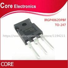 10 יח\חבילה IRGP4062DPBF IRGP4062D IRGP4062D GP4062D IGBT 600V 48A 250W TO247AC