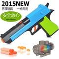 Высокое качество насос пистолет airsoft. Пистолет Airgun мягкой пуля пистолет пейнтбол пистолет игрушки CS отстрел воды кристалл пистолет