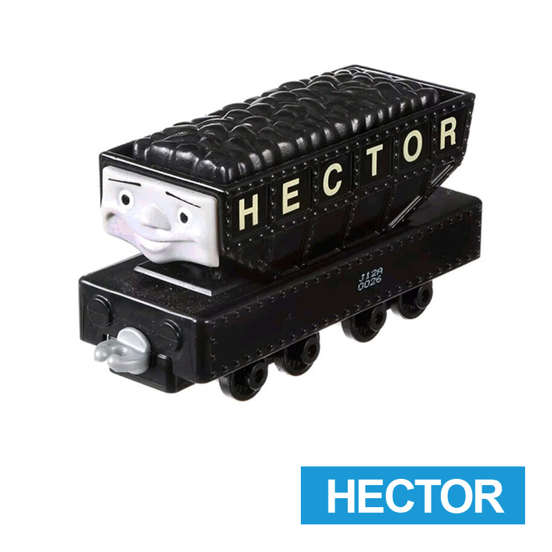 X42 Gift 1: 64 Vehicles Diecasts Thomas with hook Hector Thomas And Friends Magnetic Thomas Truck Engine Train Toys For Boys