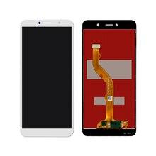 สำหรับ Huawei Y7 2017 TRT LX3 TRT LX1 จอแสดงผล LCD หน้าจอสัมผัส Digitizer ประกอบกับกรอบสำหรับ Huawei Y7 PRIME 2017