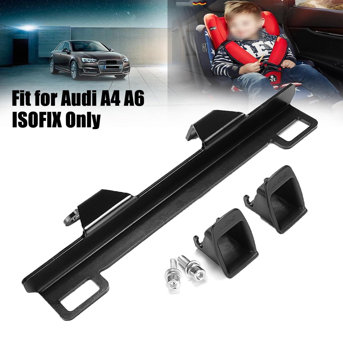 Universal Latch Isofix Belt Connector Car Seat Belt Interfaces Guide