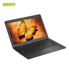 """BBEN Laptop Ultrabook Windows 10 Intel N3150 Dual Core 4GB RAM 32G eMMC 500G HDD HDMI WiFi BT4.0 14"""" Laptops Computer Notebook"""