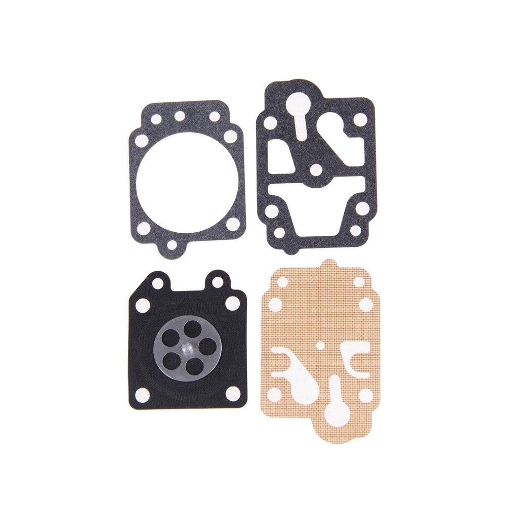 Carburetor Repair Kit Carb Rebuild Tool Gasket Set For Walbro Carburetors 32/34/36/139F 40-5 44-5 High Quality 3set brush cutter carburetor gasket kit and primer bulb needle 40 5 44f 5 34f 36f 139f gx35 grass trimmer carburetor repair kit