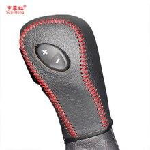 Yuji-Hong автомобильный чехол для Ford Edge 3.5L 2011 Explorer 3,5 2011-2013 автоматический переключатель воротников из натуральной кожи