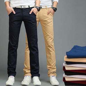 068b9f329cc TACE SHARK Cargo Pants Chinos Men Casual Trousers Clothing