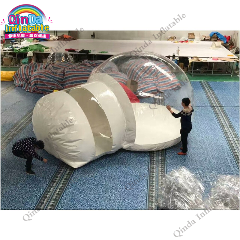Camping igloo inflatable clear tent tent inflatable clear bubble tent waterproof wholesale paintball tent photo booth camping luxury tent 2 4m 2 4m 2 4m inflatable igloo air photbooth