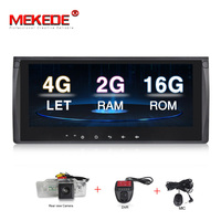 4G LTE 10.25 Android Car DVD Player For BMW E39 E53 X5 M5 old 5 Series 520 525 530 Radio RDS BT GPS Navigation WIFI map