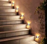 IP68 עמיד למים CREE LED לקיר אורות הסיפון ספוט מנורות 3 W LED תחתית תאורה נקבר סול מחוץ