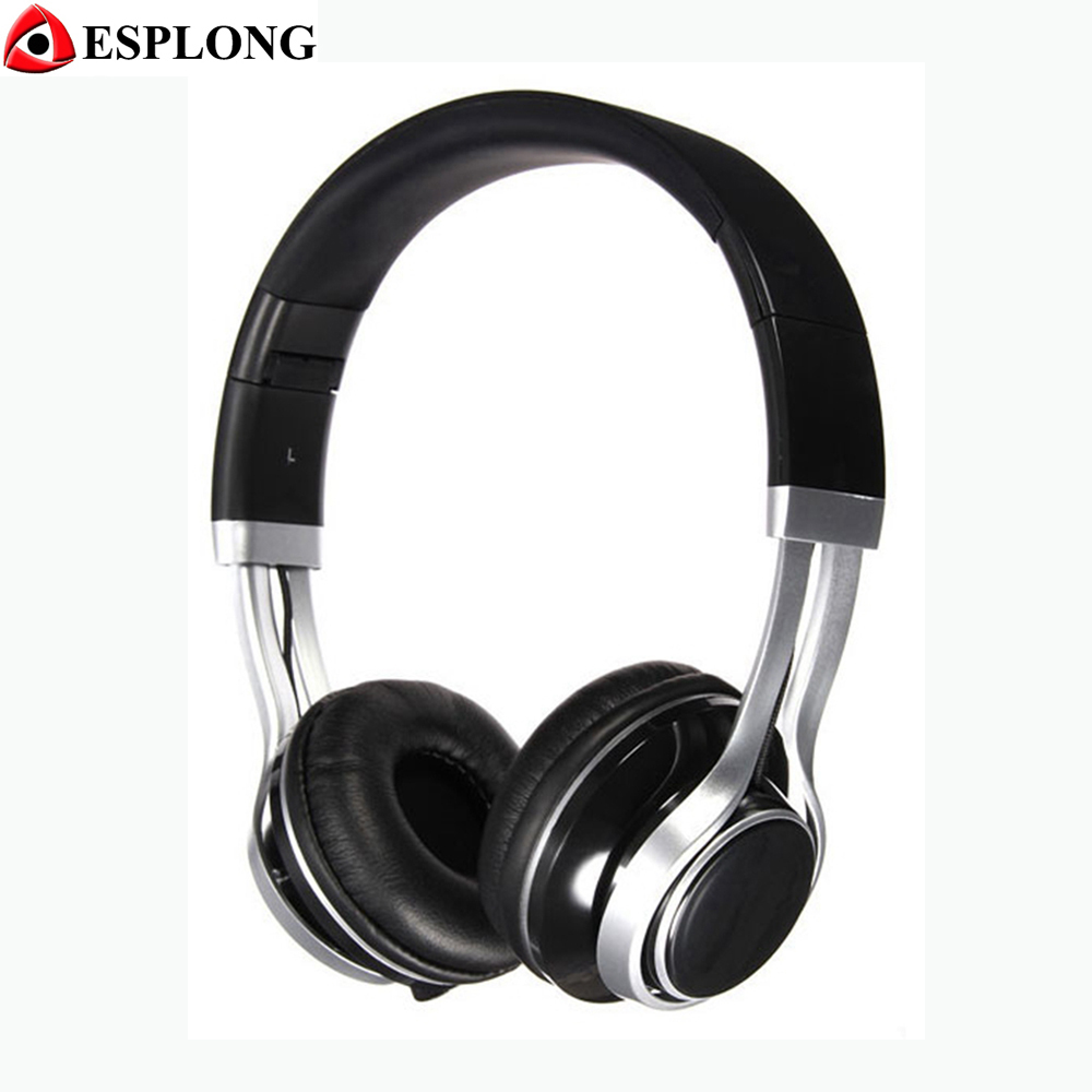 JRGK Foldable Headphone Stereo Surround Bass 3.5mm Headband Gaming Headset With Microphone For PC Gamer Tablet Xiaomi Samsung