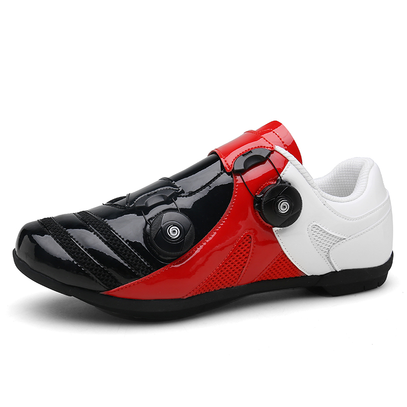 Cycling Shoes Men Women Self-Locking Breathable Bike Bicycle Shoes MTB Road Racing Riding Shoes Black BlueCycling Shoes Men Women Self-Locking Breathable Bike Bicycle Shoes MTB Road Racing Riding Shoes Black Blue