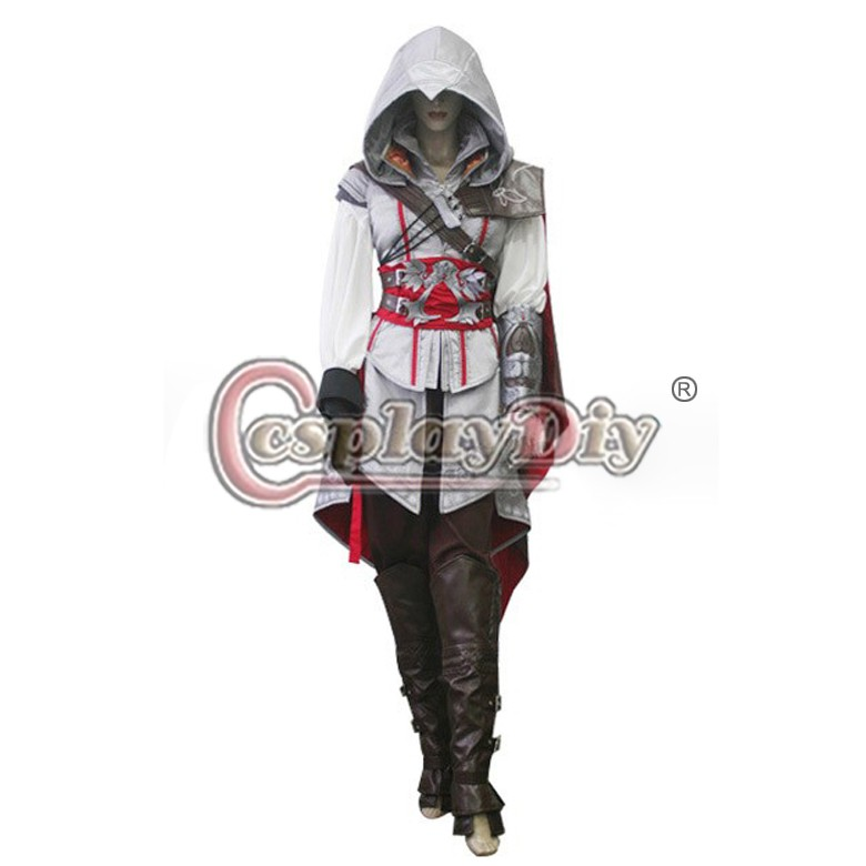 Cosplaydiy Game Cosplay Ezio Auditore Da Firenze Adult