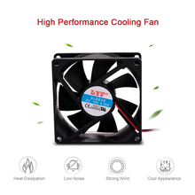 120mm 4 pin PC Computer Case Fan Cooling Fan Heatsink Cooler Cooling PC Case Fast Heat Dissipation Ultra Silent цена и фото