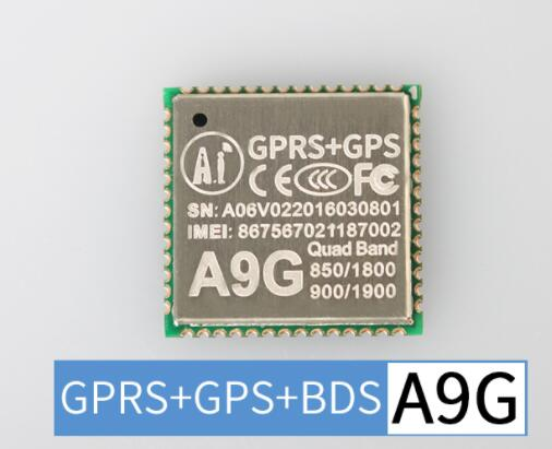 US $3 99 |A9G GPRS+GPS module IOT Module Ai Thinker-in Replacement Parts &  Accessories from Consumer Electronics on Aliexpress com | Alibaba Group