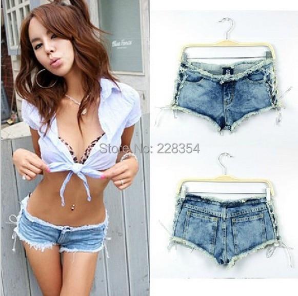 Aliexpress.com : Buy Women Denim Jeans Shorts Sexy Women's Short ...
