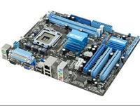 Used Asus P5G41T M LX V2 Desktop Motherboard G41 Socket LGA 775 Q8200 Q8300 DDR3 8G UEFI BIOS