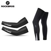 ROCKBROS Suncreen для кемпинга, рукав для рук, для велоспорта, баскетбольной руки, теплые Рукава, защита от ультрафиолета, мужские спортивные защитн...