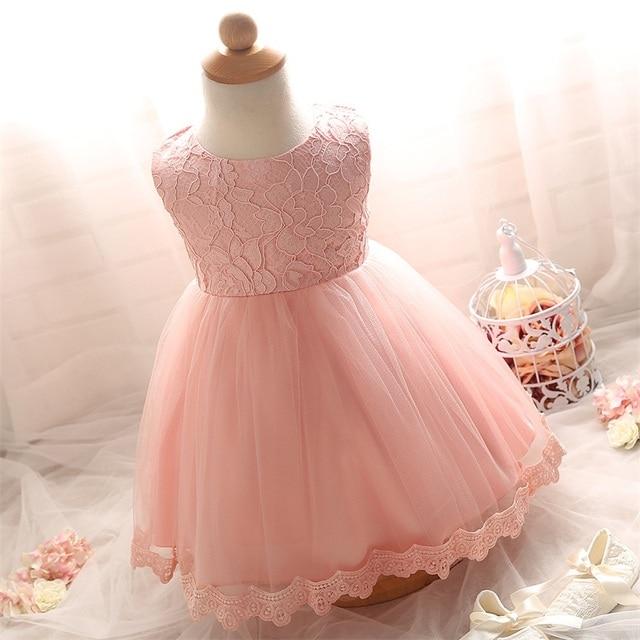 Kid Girls Dresses Princess Clothes Baby Girls Kids Ball Gown Dress