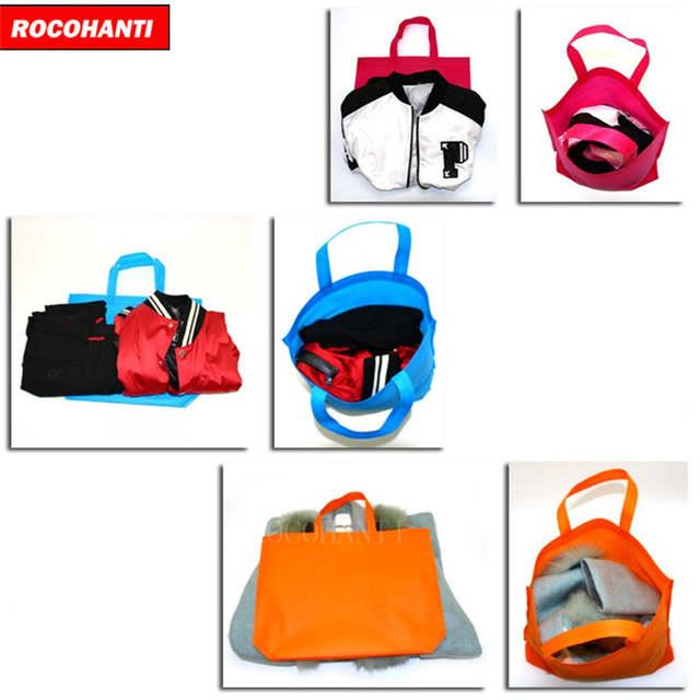2977af1c92 placeholder 5x Wholesale Cotton Shopping Bag Foldable Reusable Grocery Bags  Convenient Totes Bag Shopping Cotton Tote Bag