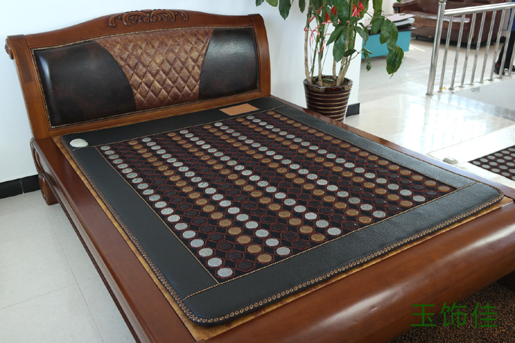 Free shipping for Heated thermal jade mattress germanium mattress tourmaline mattress size 1.2*1.9M magellan mag00040