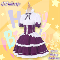 Pre sale Re:Life in a different world from zero Ram and Rem Happy Birthday Cosplay Costume Female Party Dress Christmas Outfits