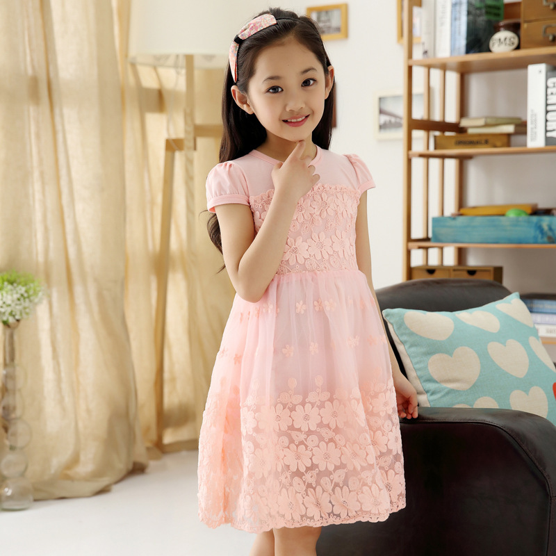 Colorful Party Dresses For 4 Year Olds Festooning