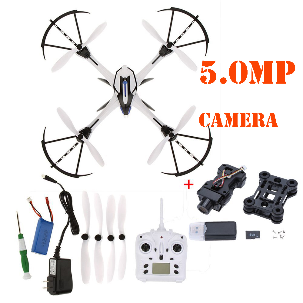 JJRC H16 Tarantula X6 Wide Angle 3D Stunt Quadcopter with 5MP Camera With IOC RC Drone