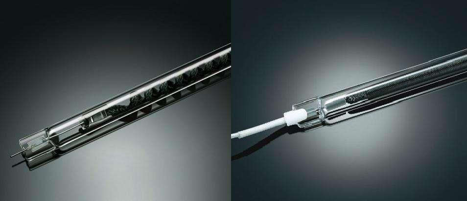 Fast Response Infrared Heating Lamp IR Heater