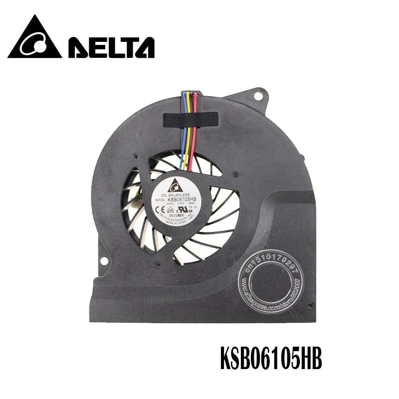 Nuevo ventilador de CPU para Asus N53 N53J N53JF N53JN N53S N53SV N53SM N73J N73JN KSB06105HB AB20 AM14