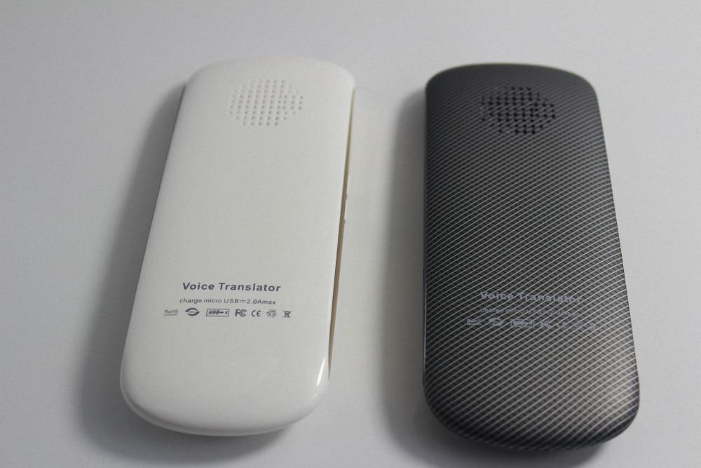 Intelligent Language Voice Translator WiFi Instant Portable Translator 2 Way Real-Time Translation Traveling Meeting Translator 35