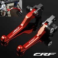 CNC Motorrad Bremse Kupplung Hebel Für Honda CRF250R CRF450R CRF450RX CRF250X CRF450X CRF150F CRF230F CRF150L CRF 250 L/M /RALLY