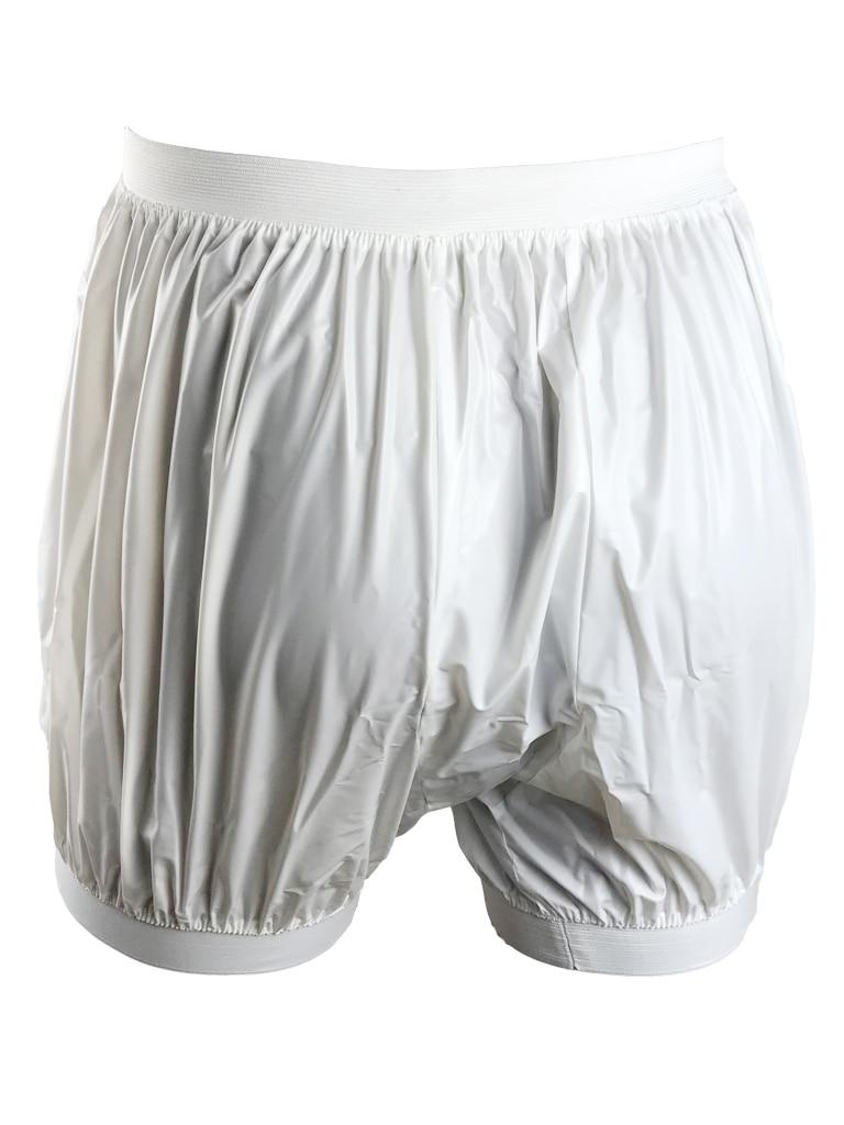 1 Pieces * ADULT BABY Incontinence PLASTIC PANTS Transparent P012-1
