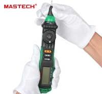 MASTECH MS8211 Pen-type Digital Multimeter Non-contact AC Voltage Detector Auto-Range Portable Professional Tester Instrument