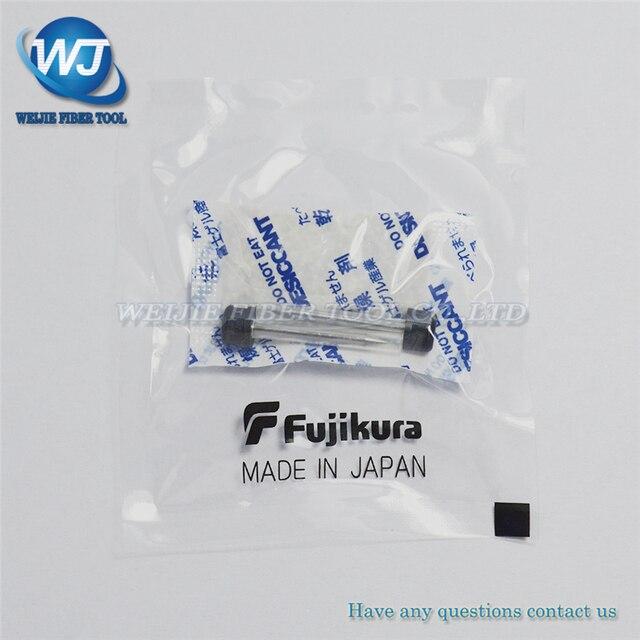 מקורי Fujikura ELCT2-20A אלקטרודות FSM-50S FSM-60S 70 S fsm-80S fsm-62S fsm50s 60 s 80 s 60r סיבי Fusion כבלר אלקטרודה מוט