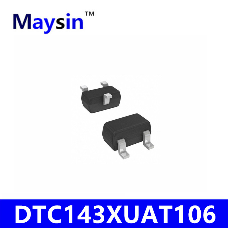 3000PCS DTC143XUAT106 DTC143 SOT323 SMD HIGH QUALITY