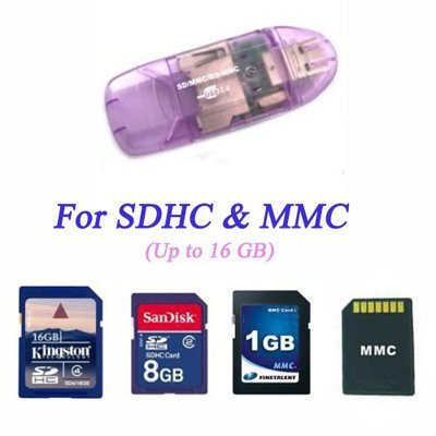 3000pcs High Speed mini Micro SD T-Flash TF SDHC USB 2.0 Memory Card Reader Adapter With Dual double hat Lid