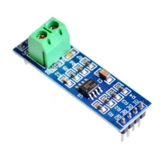 MAX485 module RS485 module TTL to RS-485 module MCU development accessories