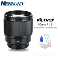 VILTROX 85mm F1.8 Full Frame AF Fixed focus Lens X mount Auto Focus Portrait Prime Lens for Fujifilm Fuji FX mount Camera Lens