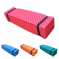 JETTING Picnic Mat Portable Outdoor Beach Mat Moistureproof Camping Mattress Sleeping Pad Folding Egg Slot Yoga