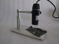 Para a Inspeção Da Placa de Circuito de 2MP 1-50/500X USB Microscópio Endoscópio Handheld