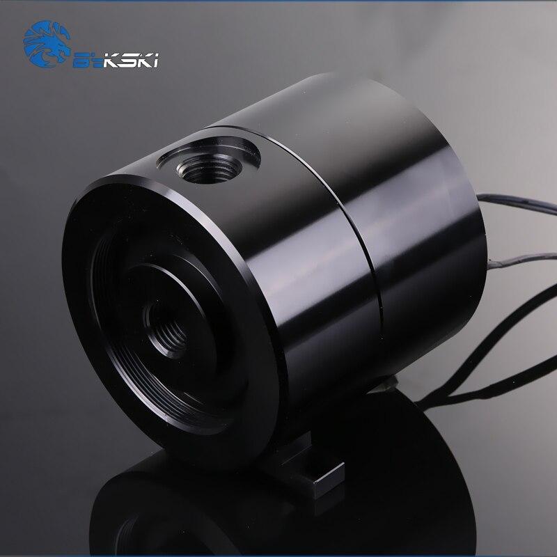 Noir, gris D'origine Bykski B-PMD3-RX-AL ordinateur cas pompe PC Refroidisseur d'eau DDC Pompe 4 mètres Qdistance 5000 rpm 600L/H débit