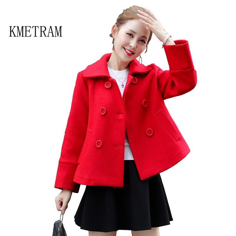 Online Get Cheap Short Red Coat -Aliexpress.com | Alibaba Group