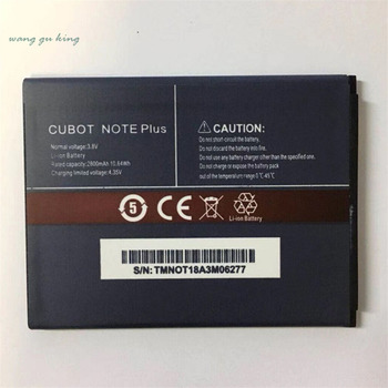 CUBOT Note Plus Battery 2800mAh New Original Replacement backup battery For CUBOT Note Plus Cell Phone + In stock