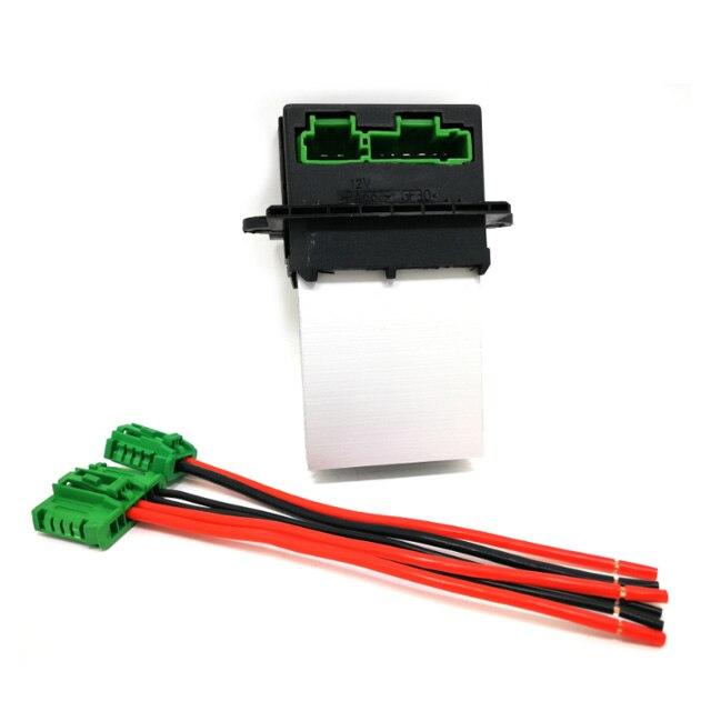 Кондиционер воздуходувка резисторный разъем провода 6441L2 770120771 для Renault Megane Scenic Clio Citroen PEUGEOT 207 607 6441 L2