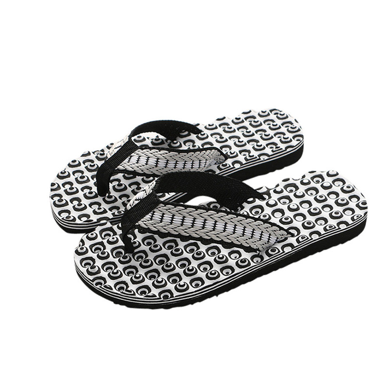 2018 SAGACE Men Summer Comfortable Massage Flip Flops Shoes Sandals Male Slipper indoor & outdoor Flip-flops Memory Foam Men sagace shoes men 2018 men summer englon antiskid flip flops shoes sandals male slipper flip flops apr11