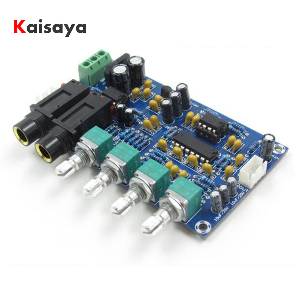 Xh M173 Microphone Amplifier Board Karaoke Reverberation In Wholesale Class D 2x 80w Stereo Circuit Design Tda7498 Pt2399 C3 003