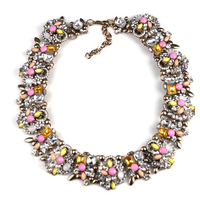 Women Statement Necklace