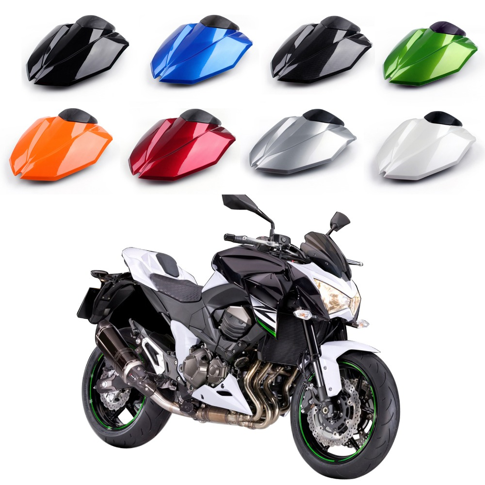 Areyourshop Motorcycle ABS plastic Rear Seat Cover Cowl For Kawasaki Z800 2012 2015 New Arrival Motorbike
